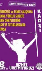 8 Mart 2012 afişi